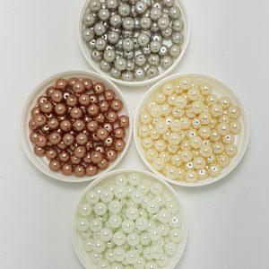 Perle Di Vetro Cerato 6mm