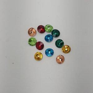 Rivoli Cristallo 10mm