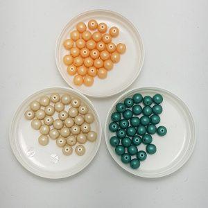 Perle Di Vetro Ceche 6mm