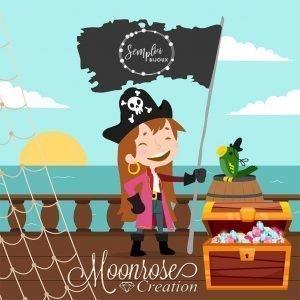 Kit Parure Jolly Roger