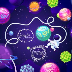 Kit Ciondolo Cosmos